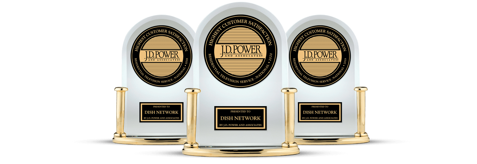 DISH Customer Satisfaction - Ranked #1 by JD Power - On Site Satellite in Grants Pass, OR - DISH Authorized Retailer