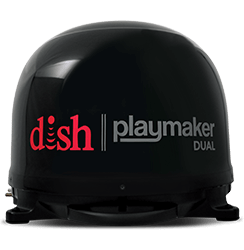 DISH Playmaker Dual - Outdoor TV - Grants Pass, OR - On Site Satellite - DISH Authorized Retailer