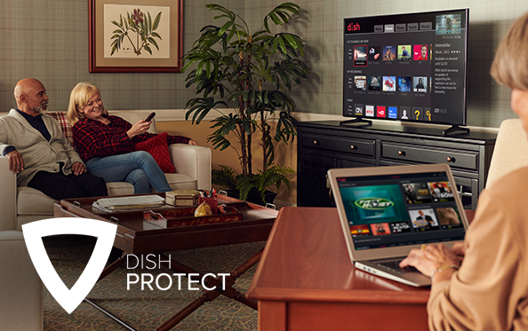 Get DISH Protect from On Site Satellite in Grants Pass, OR