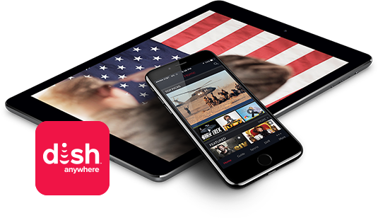 DISH Anywhere from On Site Satellite in Grants Pass, OR - A DISH Authorized Retailer